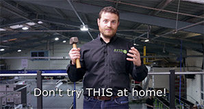 AVID Technology Test-busters Video